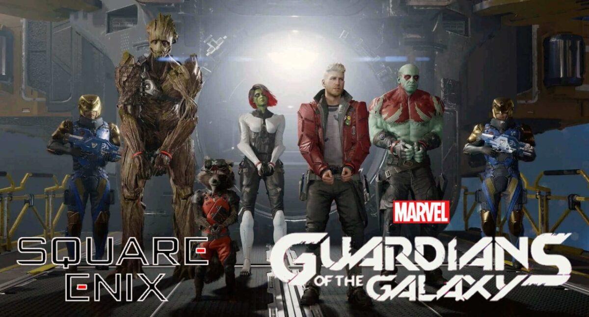 Videojuego de Guardianes de la Galaxia