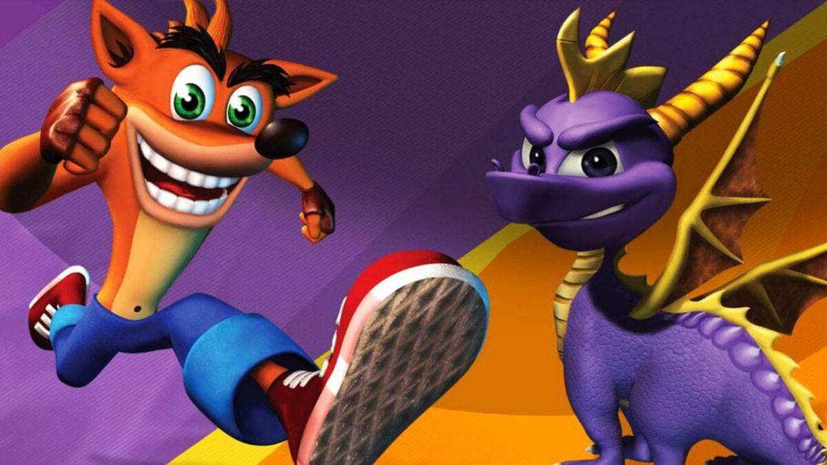 Crash Bandicoot y Spyro the Dragon tendrán sus propias series en Apple TV