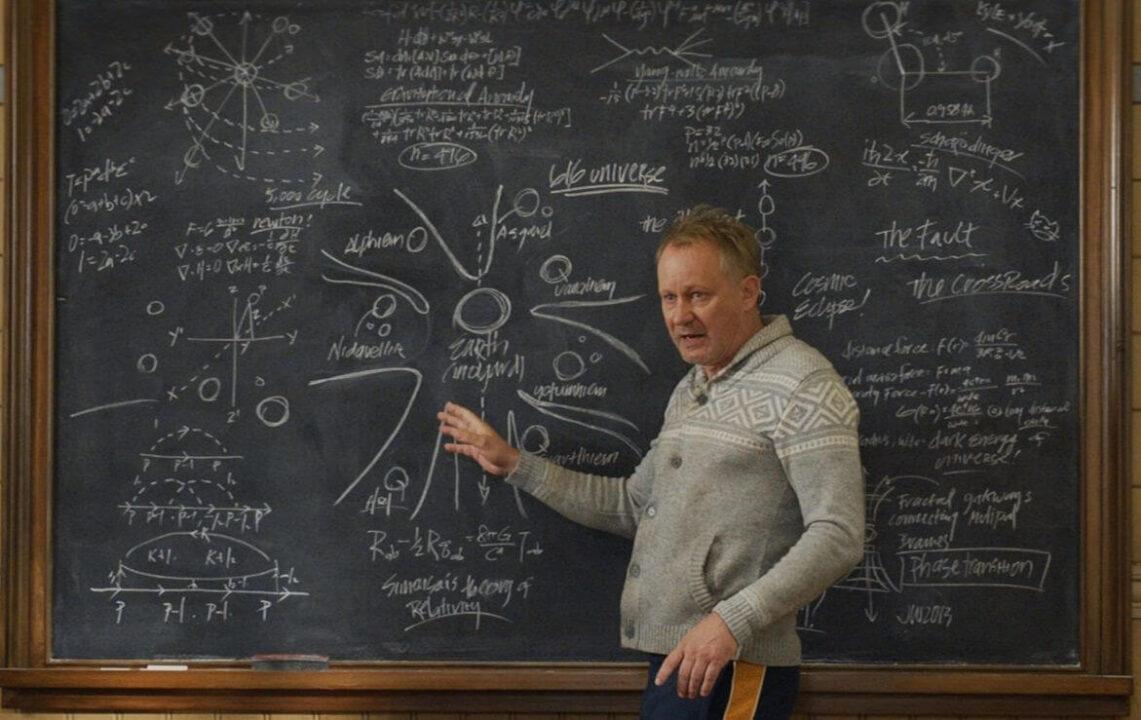 El doctor Erik Selvig ya conocía alguna información sobre el Nexus en el universo cinematográfico de Marvel de Marvel