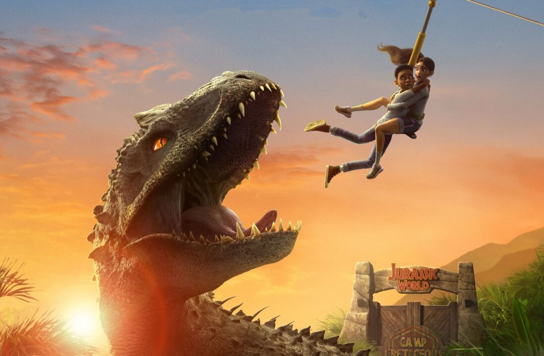 Colin Trevorrow confirma la conexión entre campamento cretácico y Jurassic World: Dominion