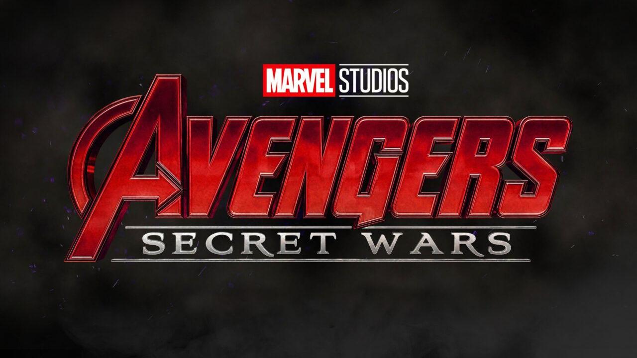Avengers Secret Wars logo