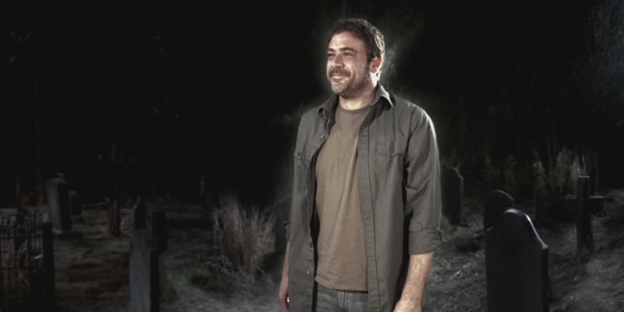 Jeffrery Dean Morgan como John Winchester