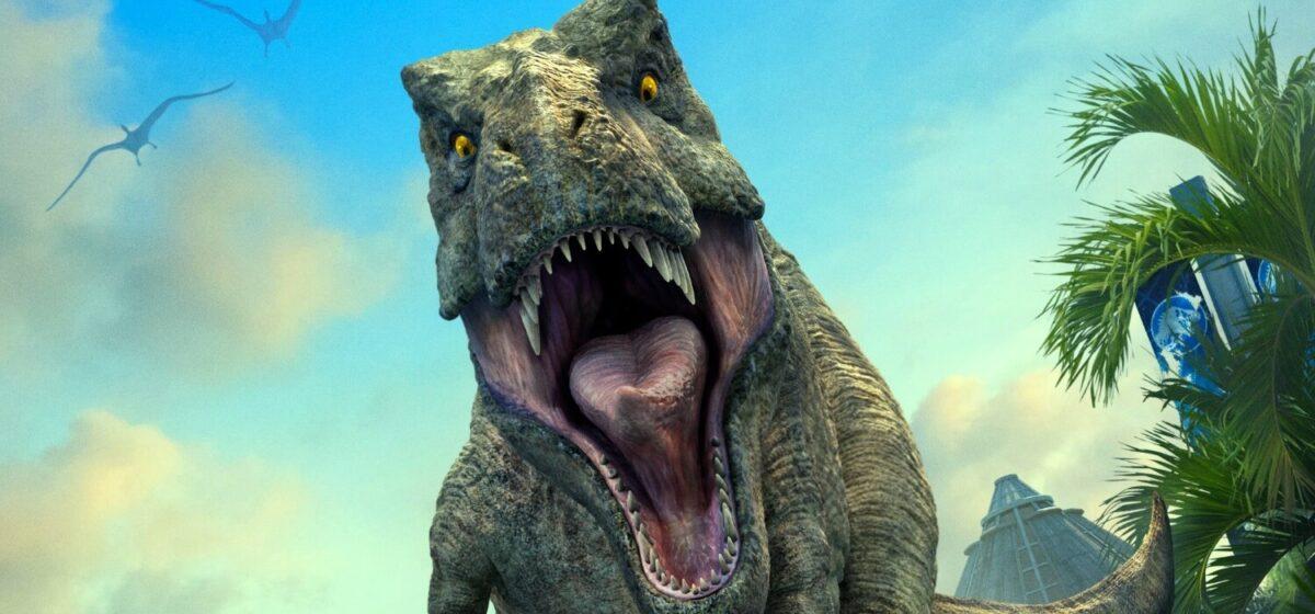 Campamento cretácico conectará con Jurassic World: Dominion