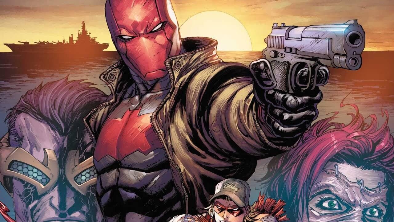 Titans temporada 3: ¿Por qué Jason Todd se convierte en Red Hood?