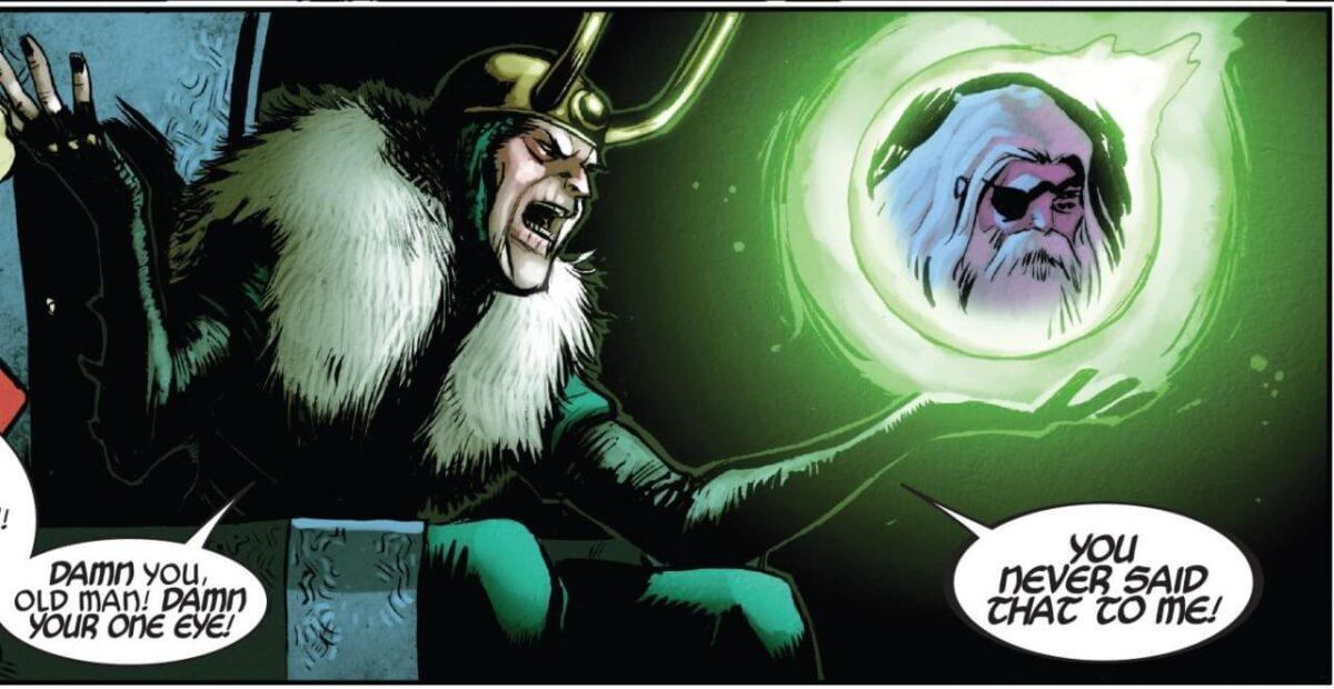 ¿Podría Sylvie ser la hija de King Loki?
