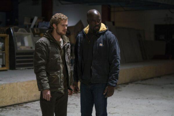 Marvel podría cambiar a los actores de Iron Fist y Luke Cage para una serie de 'Heroes for Hire'