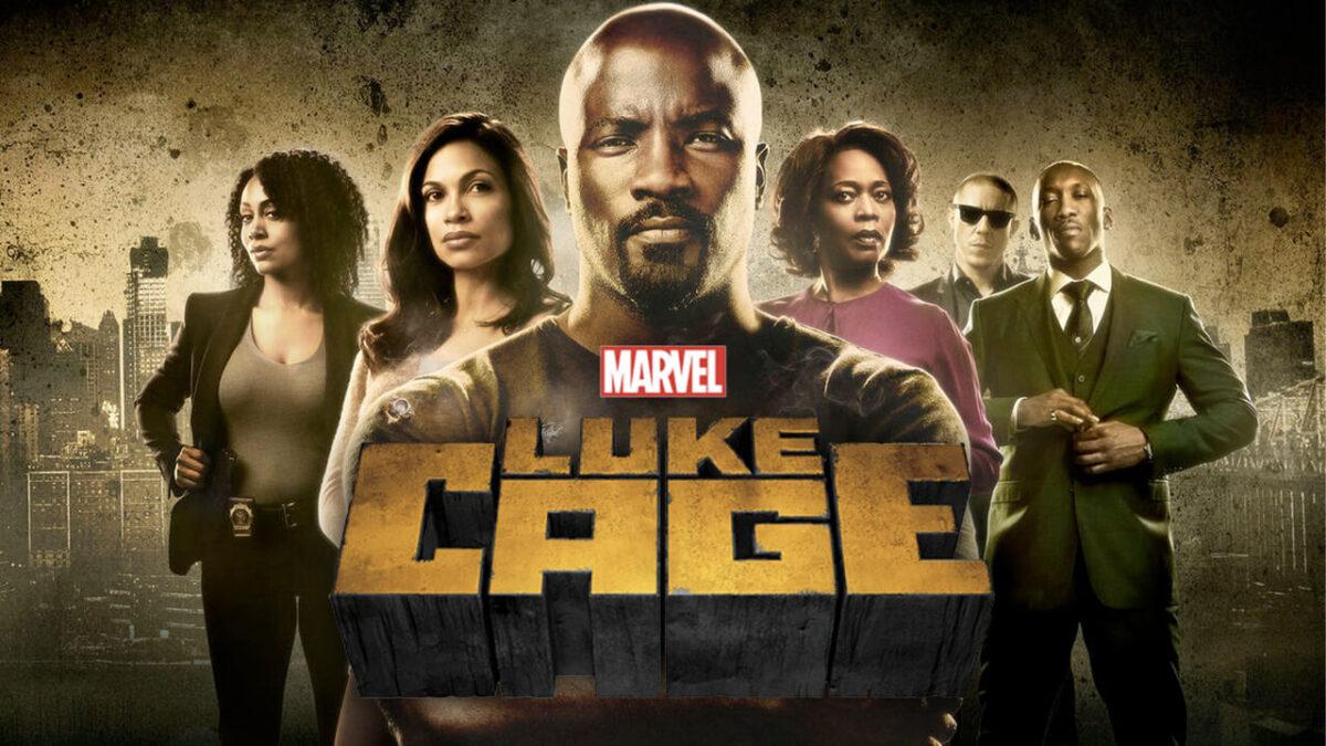 Cuántas temporadas de Luke Cage hay