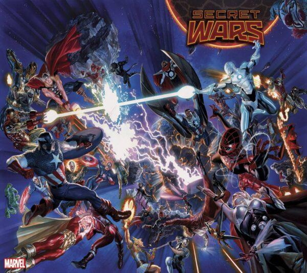 Antes de la pandemia, Marvel Studios tenía planeado adaptar Secret Wars en 2024