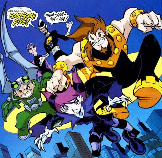 DC Titans tendrá a Gizmo como villano
