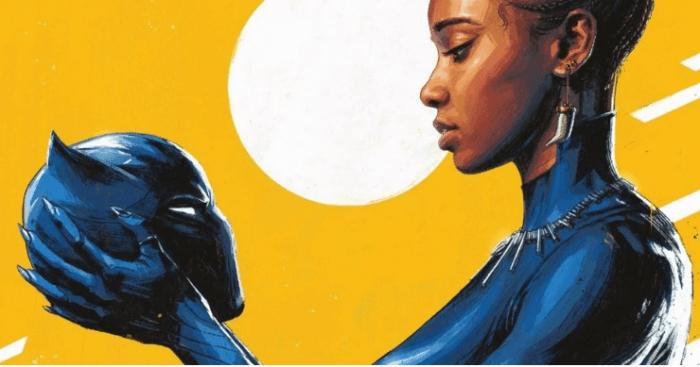 ¿Será Shuri la siguiente Black Panther?
