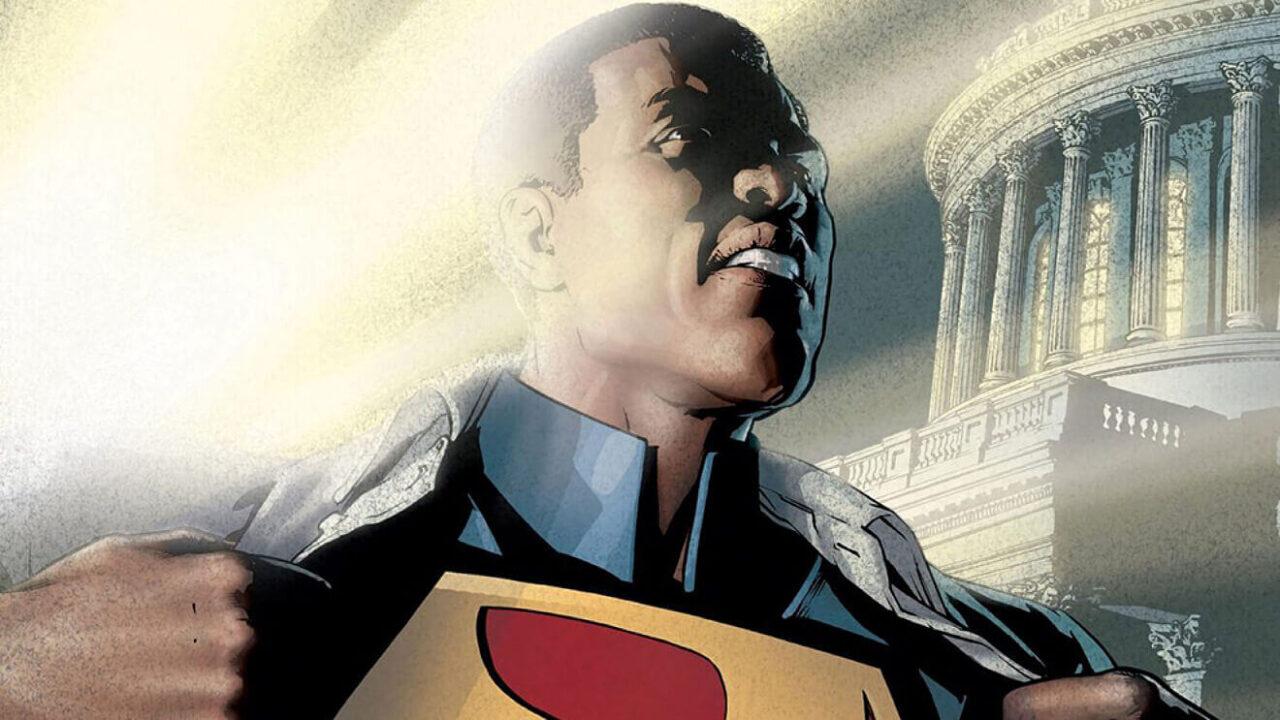 ¿Quien es el superman negro?