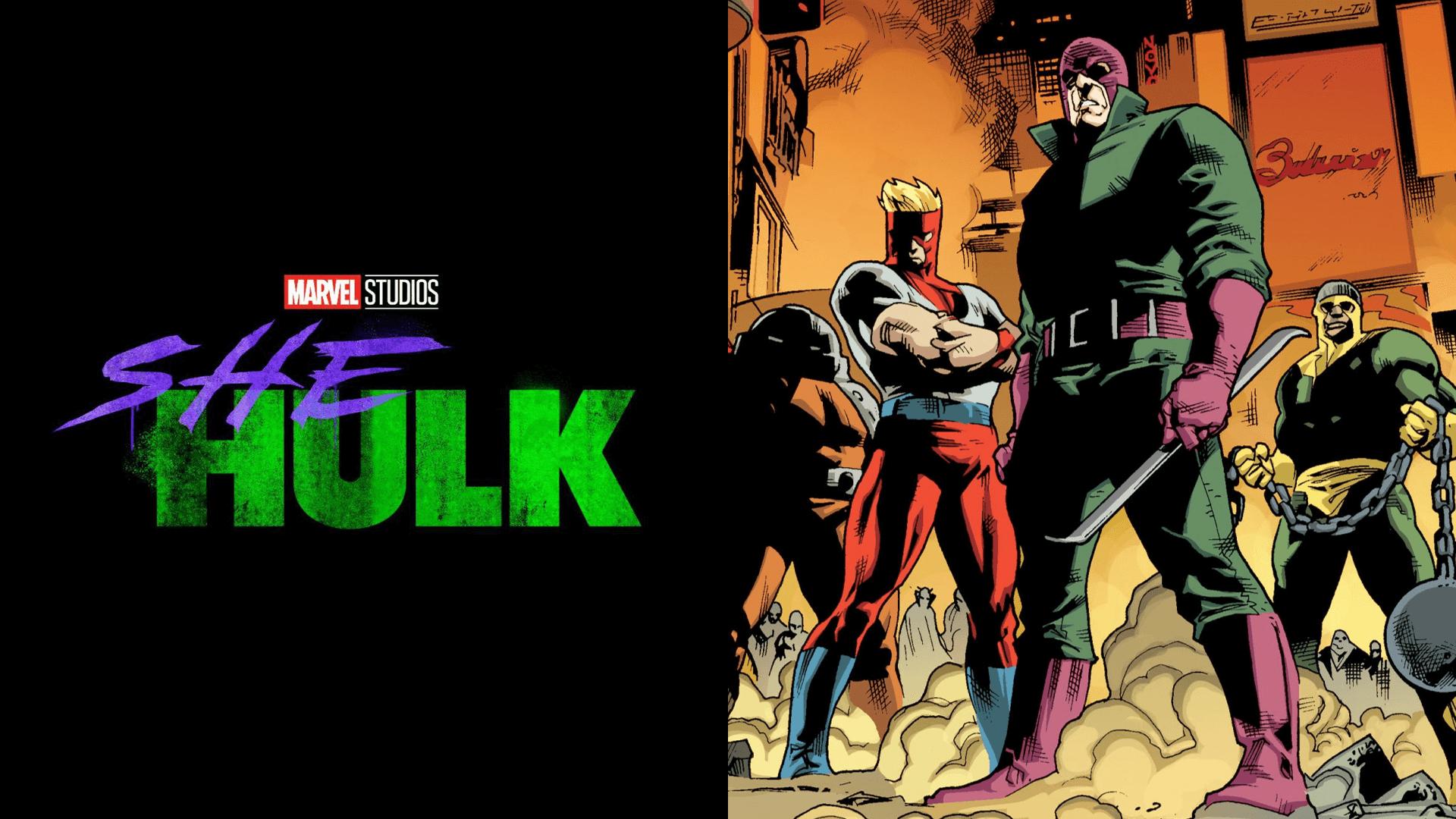 She-Hulk: La serie podría contar con el grupo de villanos The Wrecking Crew