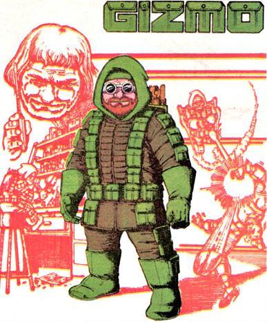DC Titans: Gizmo será el nuevo villano de la serie