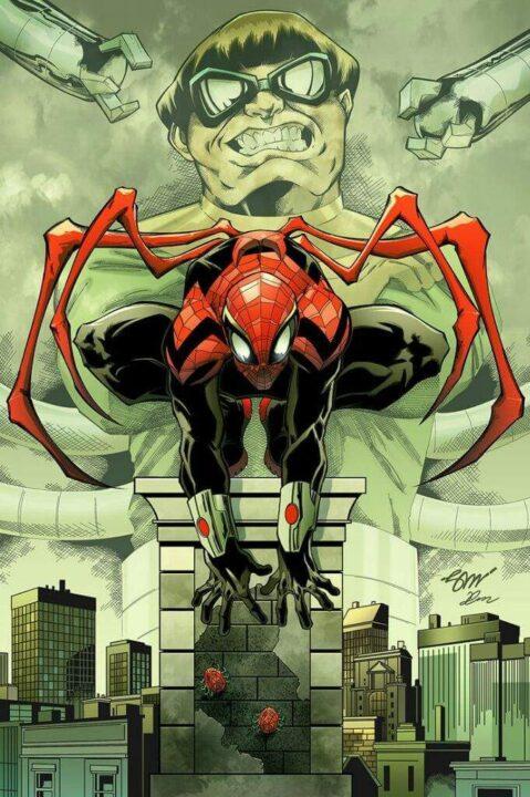 Doctor Octopus es Superior Spider-Man