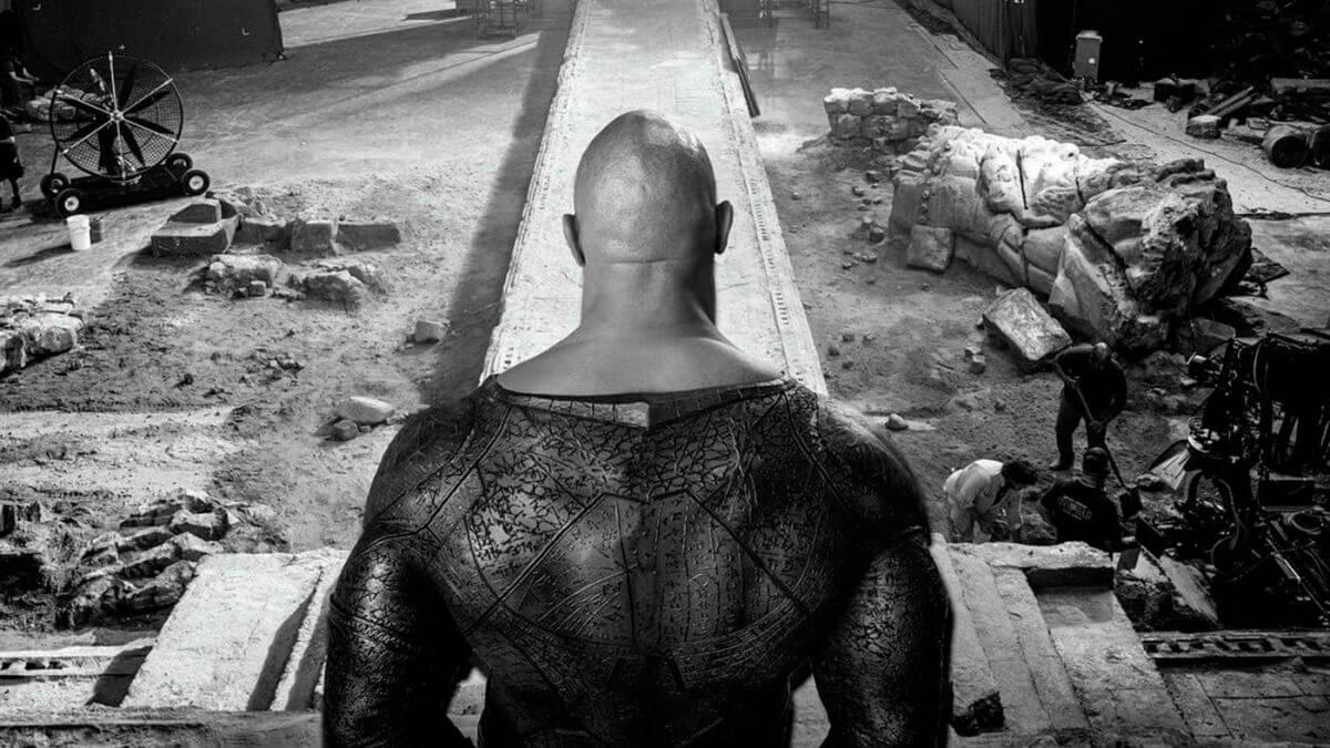 El Black Adam de Dwayne Johnson será el Harry el sucio de los superhéroes
