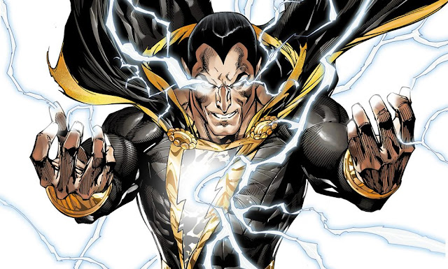 Estos son los poderes que hacen a Black Adam tan temible y poderos
