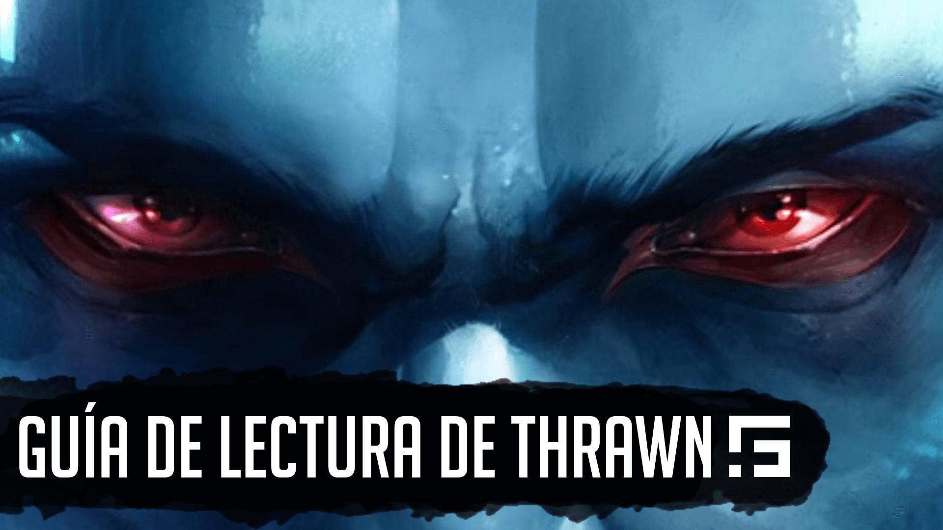 Cómo leer las novelas de Thrawn