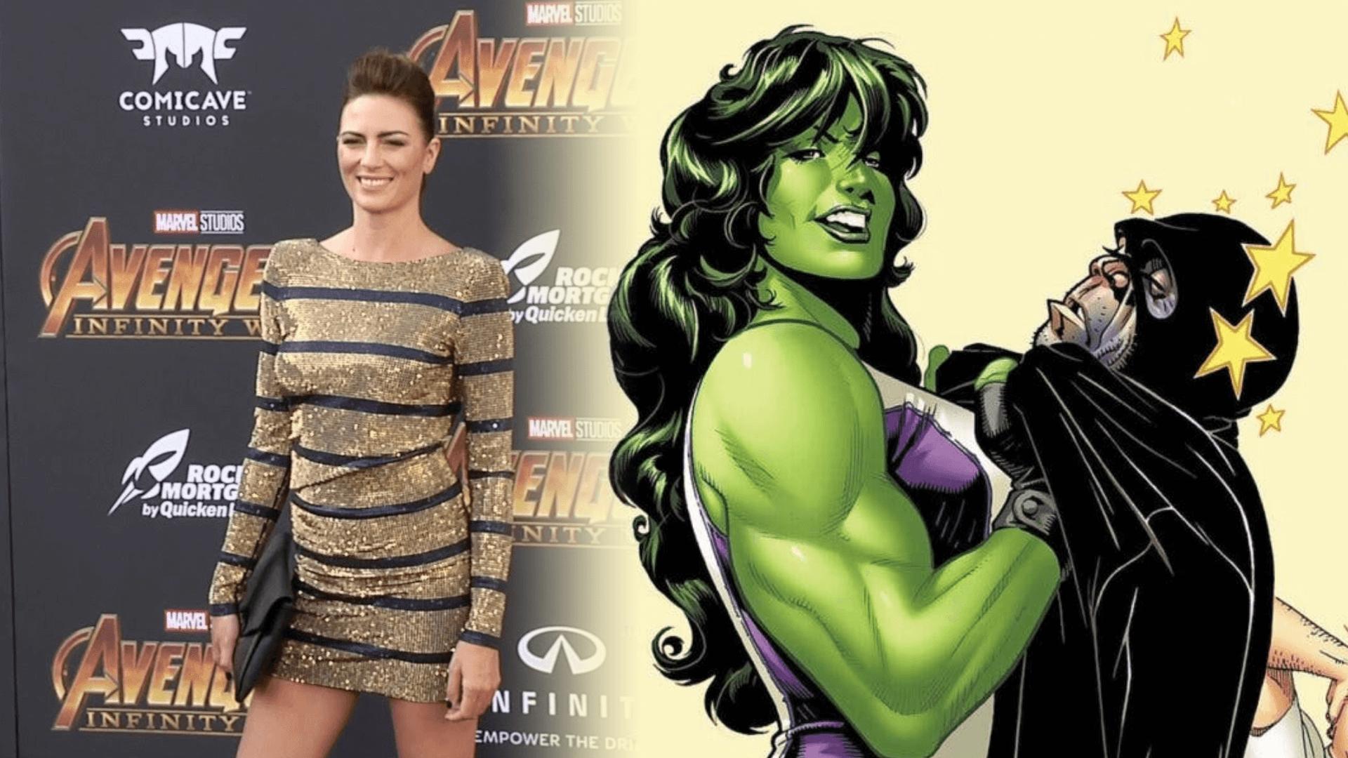 Monique Ganderton She Hulk