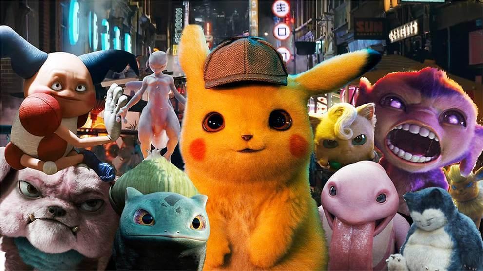 Pokemon Live Action Netflix