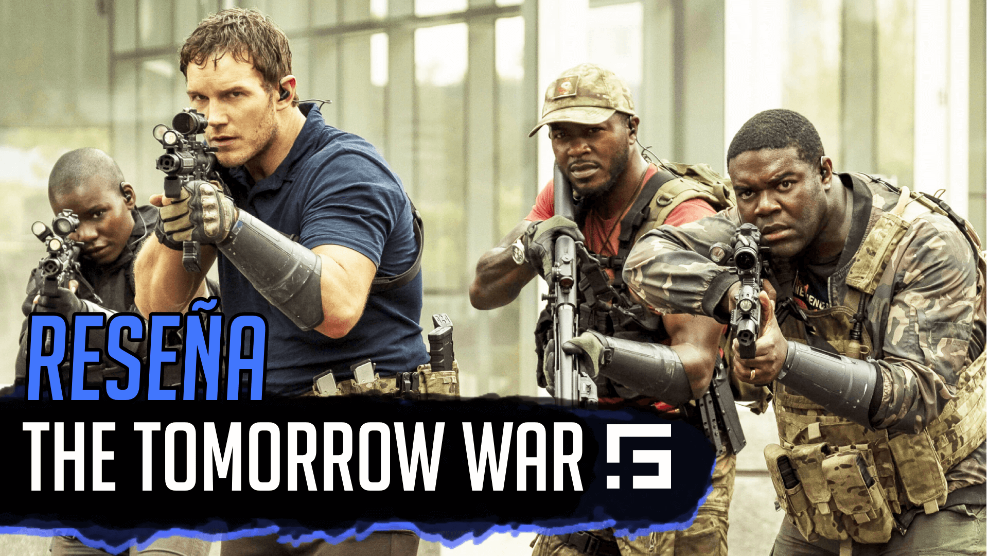 The Tomorrow War Reseña