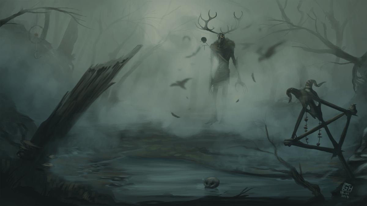 El Leshen aparecerá en la segunda temporada de The Witcher
