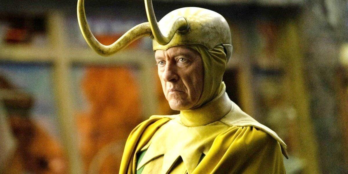Richard E. Grant Classic Loki