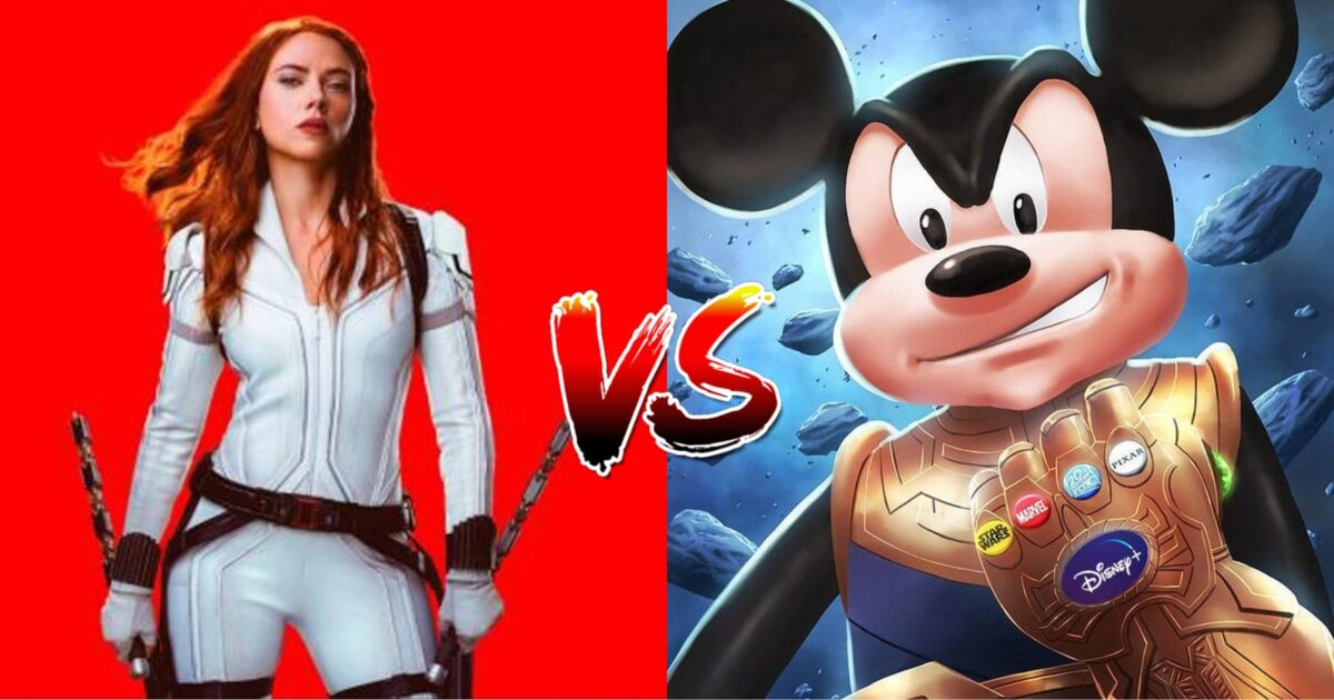 Scarlett Johhanson demanda a Disney