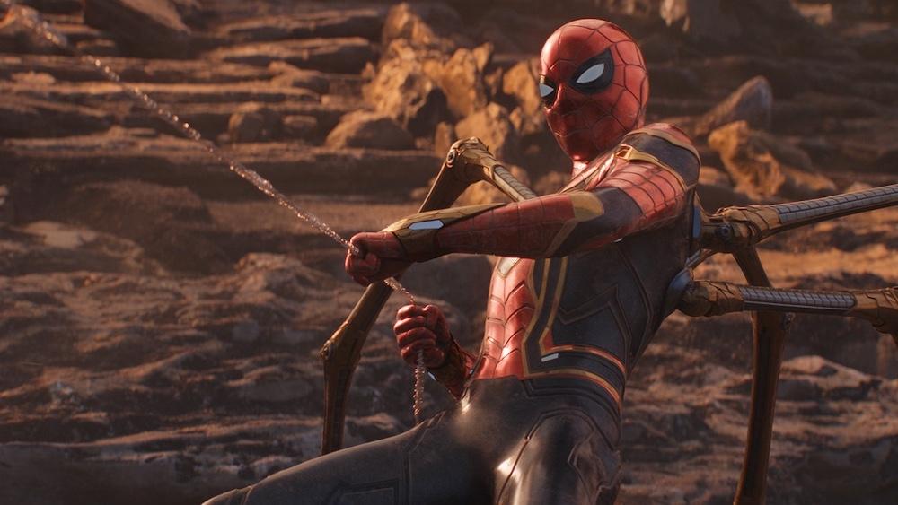 Spider-Man IronSpider