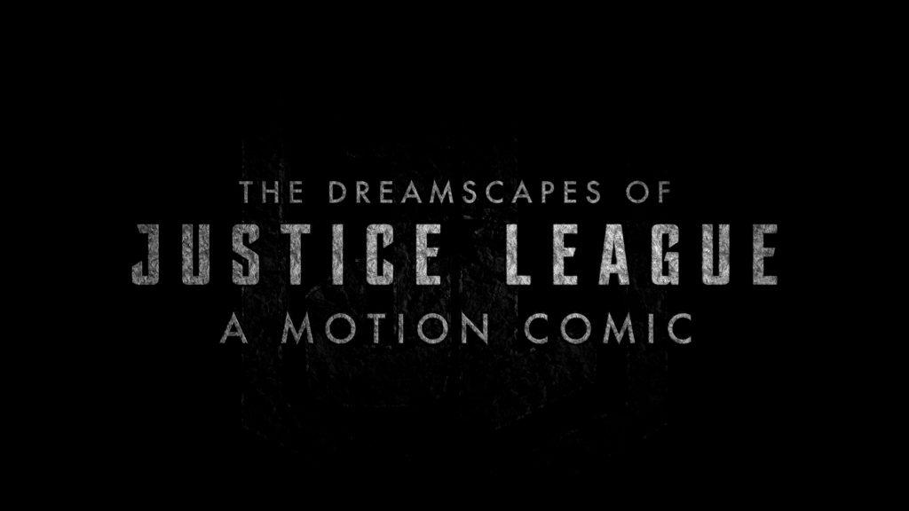 Justice League Motion Comic