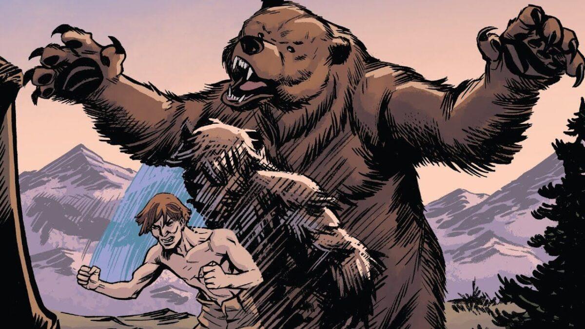 Ursa Major comics marvel