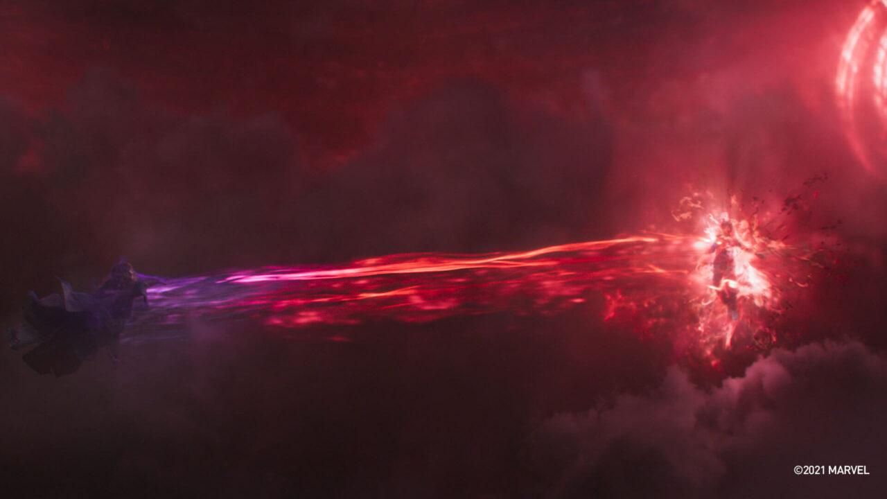 ¿Conecta Wandavision con el final de Loki?