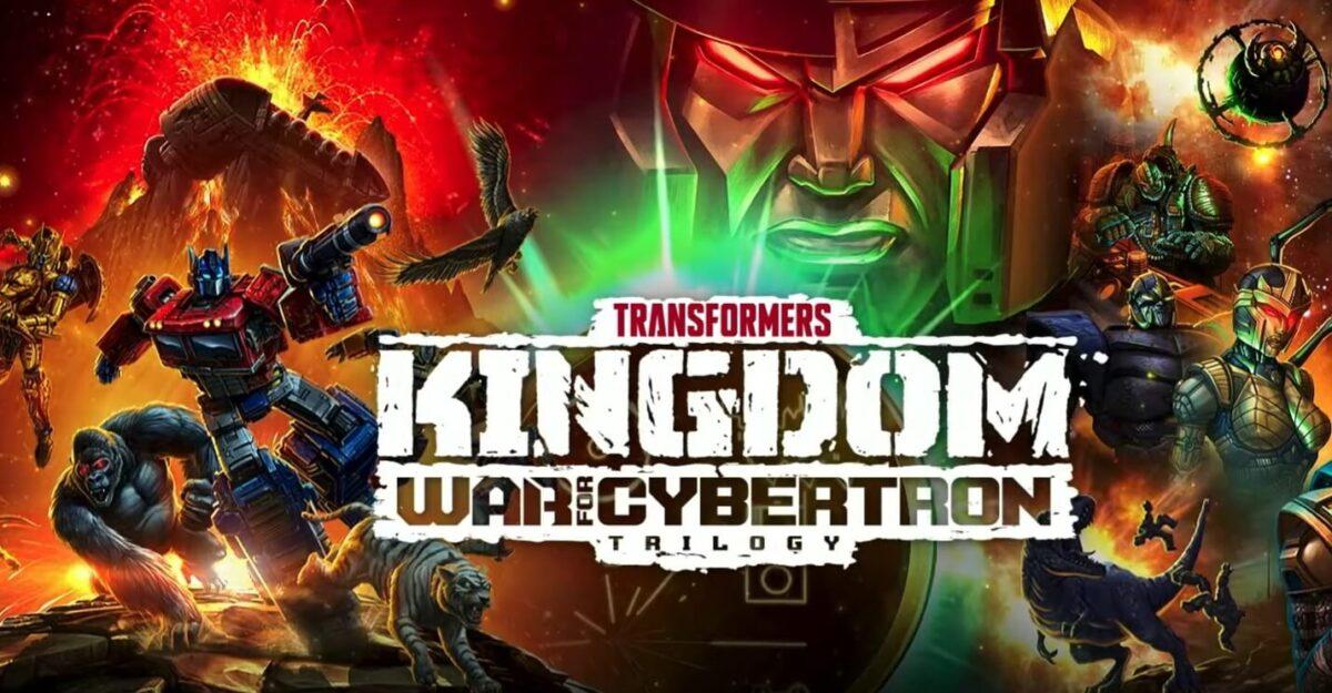 'Transformers: War for Cybertron: Kingdom' revela tráiler y conexión con Beast Wars
