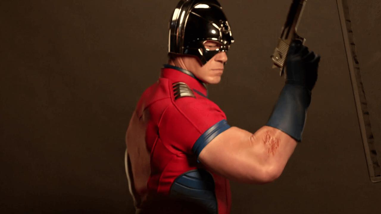 Quien es John Cena Peacemaker