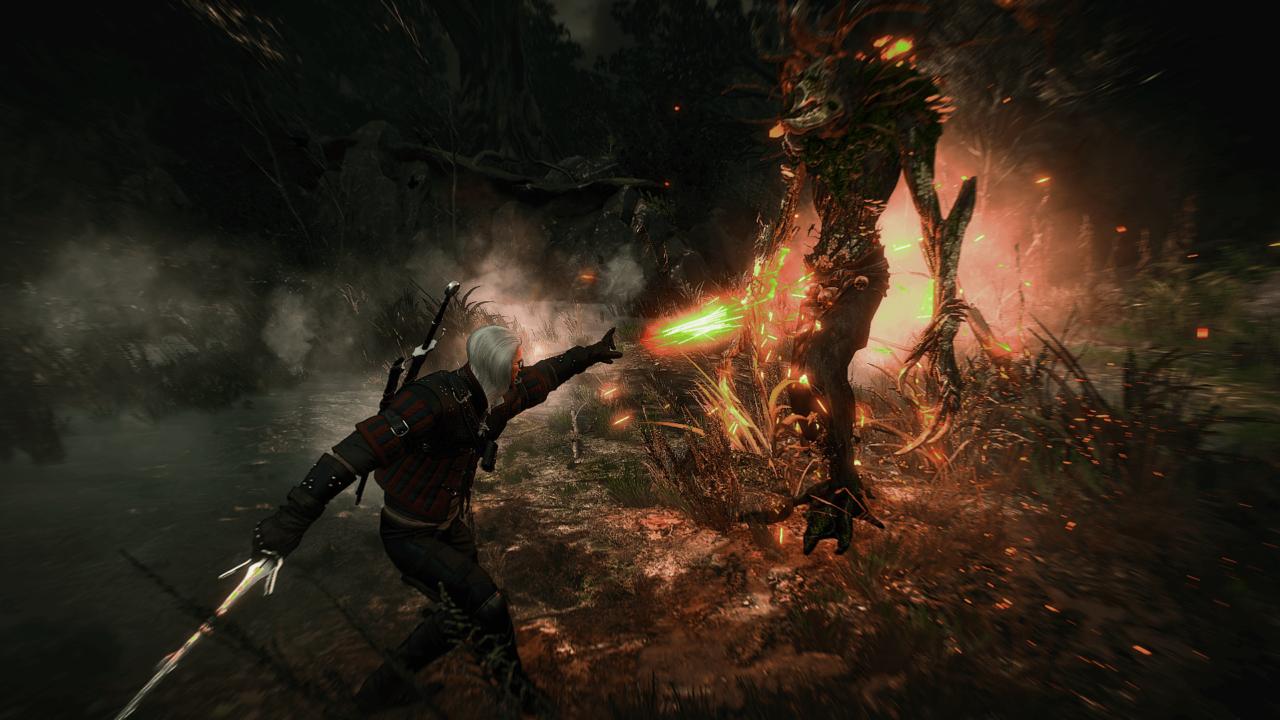 ¿Qué es el Leshen? The Witcher