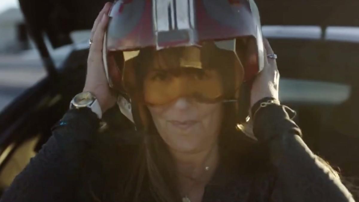 Patty Jenkins, emocionada de estar trabajando en Star Wars: Rogue Squadron