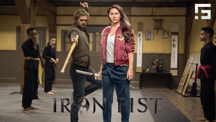 Brett Chan fue el coordinador de escenas de lucha en Iron Fist, y no quedó contento con la actitud de Finn Jones