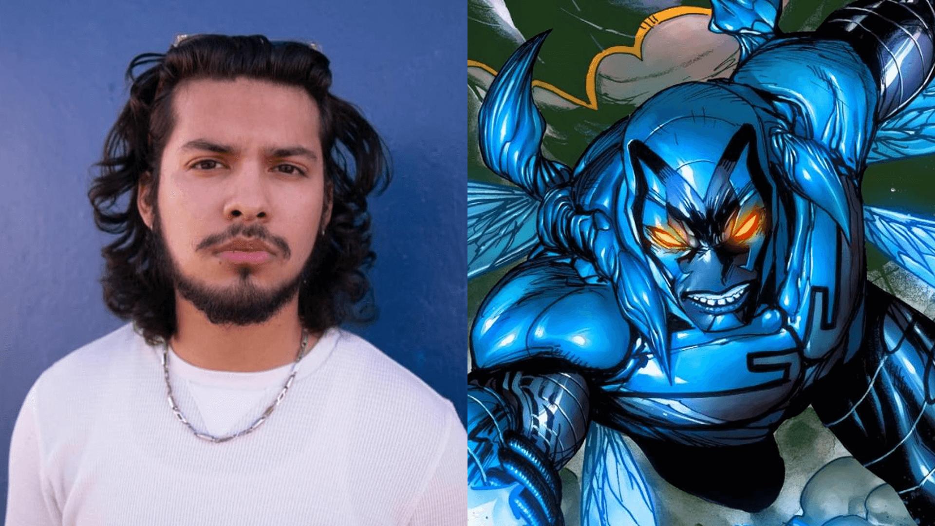 Xolo Maridueña interpretará a Blue Beetle en la película del personaje