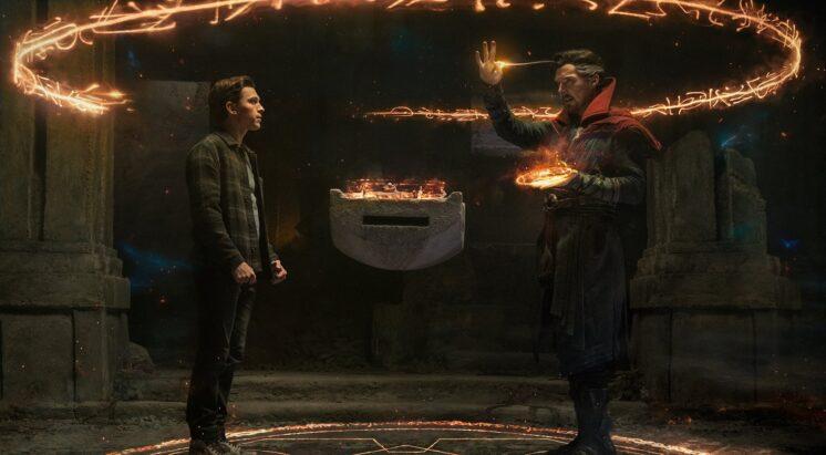 Conoce Las manos de los muertos, el mágico objeto de Doctor Strange en Spider-Man: No Way Home