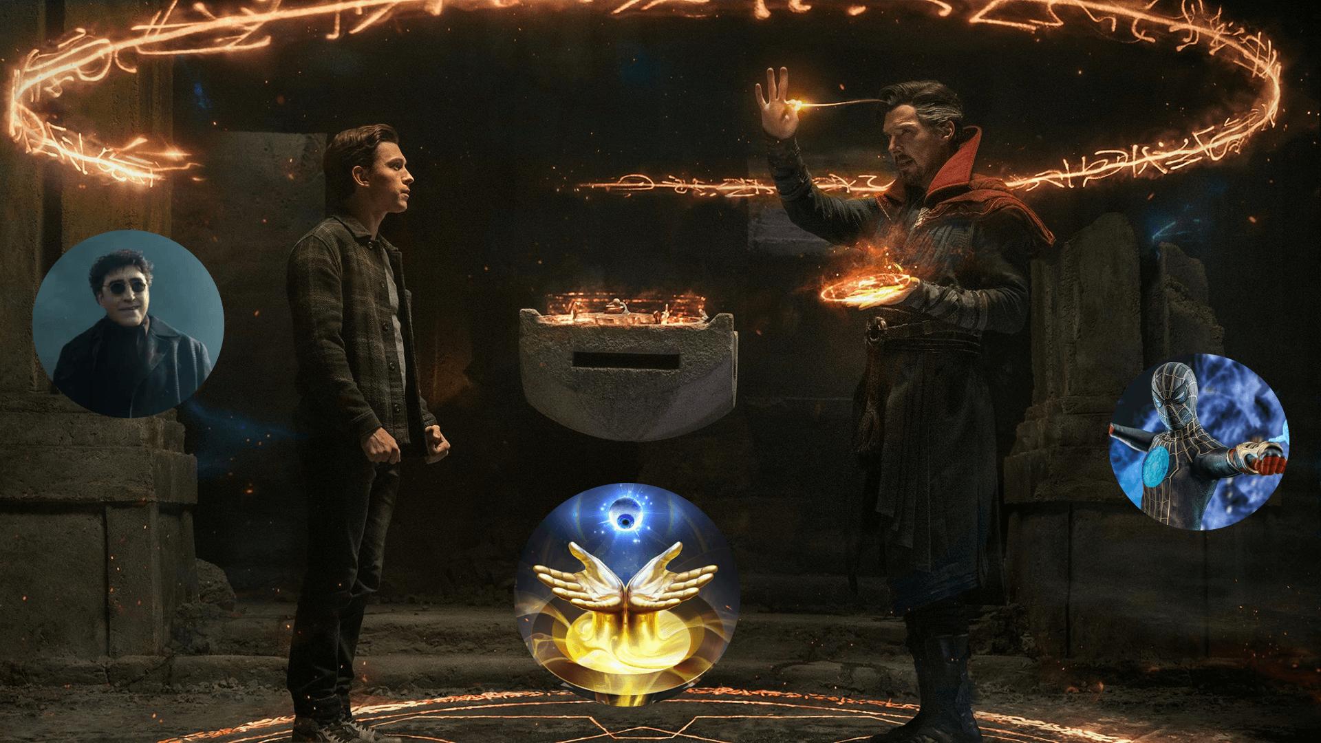 Conoce las Manos de los Muertos, el mágico objeto de Doctor Strange en Spider-Man No Way Home