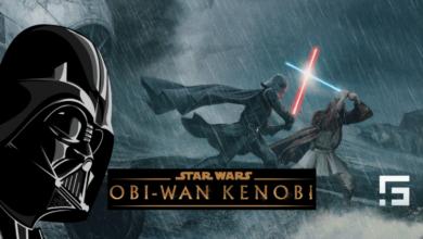 ¿Revelado el posible vistazo al diseño de Darth Vader en Kenobi?