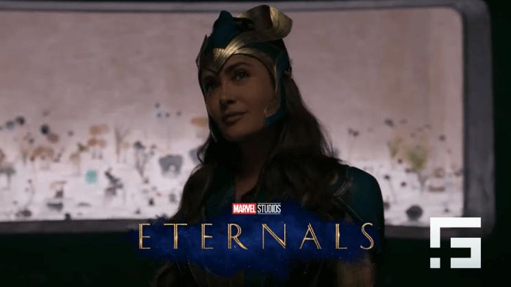 ¿Qué es el surgimiento del que hablan en el trailer de los Eternos?