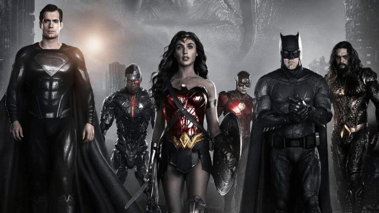 ¿Cuándo volveremos a ver una película de la Liga de la Justicia?