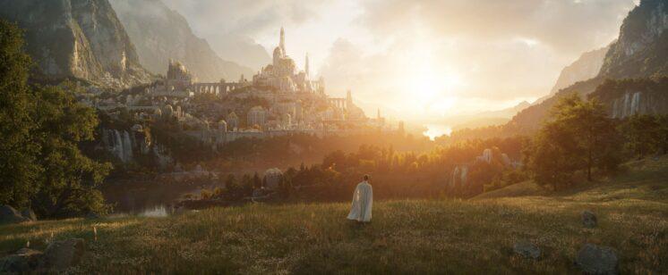 La serie de el Señor de los Anillos mueve la producción de su segunda temporada a Reino Unido