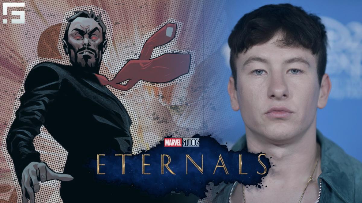 ¿Quién es el verdadero villano de los Eternos?