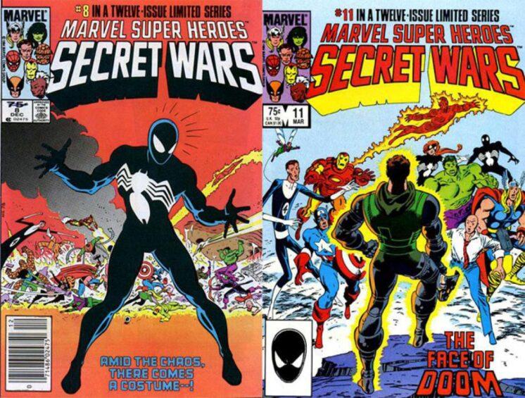 Marvel Studios estaría desarrollando una adaptación de Secret Wars