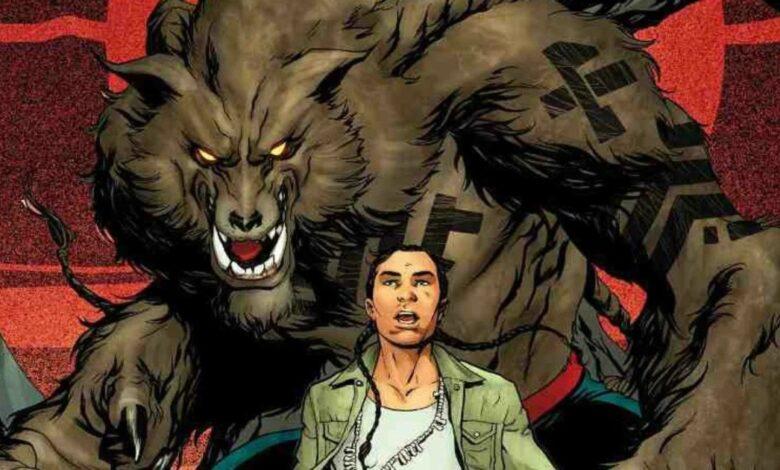 Marvel latino Werewolf Night