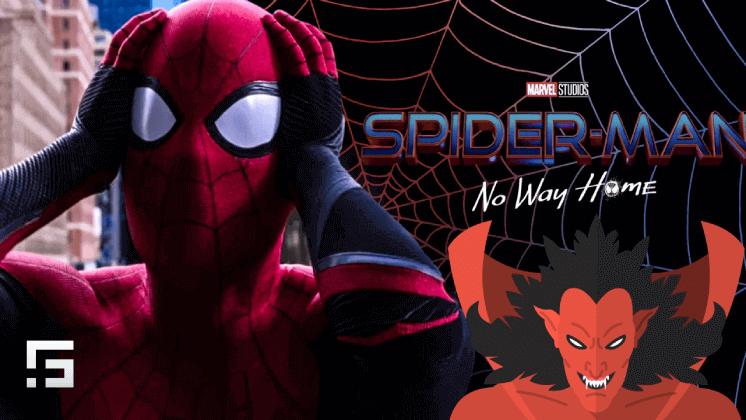 ¿Por qué se hace mención a Mephisto en el trailer de Spider-Man no way home?