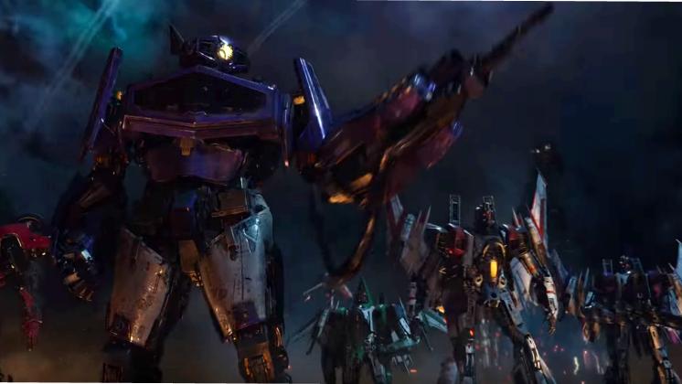 Conoce el origen de los Transformers