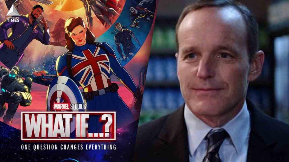 Phill Coulson regresa a Marvel Studios en la serie animada What If