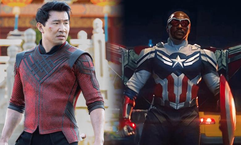Shang Chi Capitán América